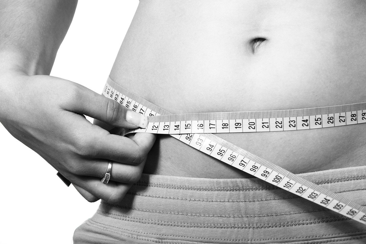 kaip mesti svorį lėtai, bet užtikrintai)