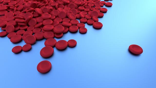 Dietos, gadinančios kraują