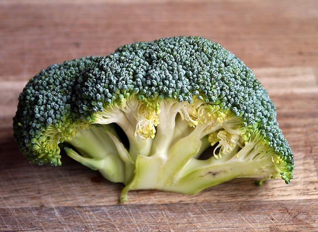 Brokolis pripažintas supermaistu