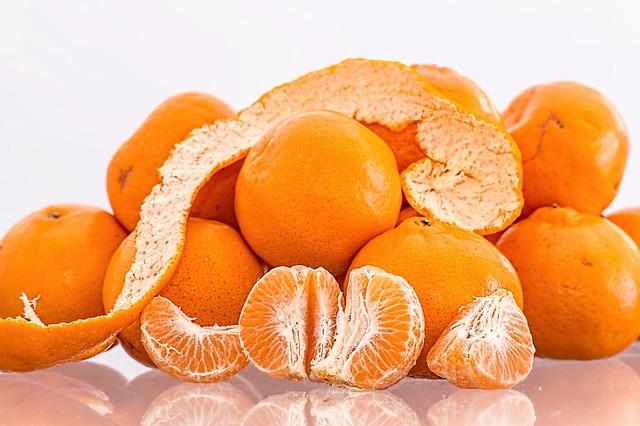 aštrus mandarinas svorio netekimas